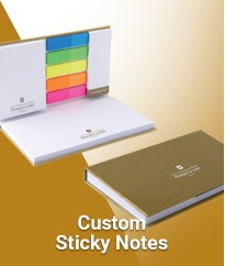 Custom Made Post-it Notes